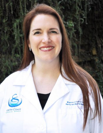 SHANNON O'CONNOR, M.D.